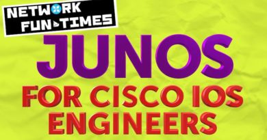 JUNOS FOR CISCO IOS ENGINEERS: SAVING YOUR CONFIG – WITH POWER!