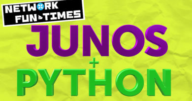 USING PYTHON TO CREATE 12,000 LINES OF JUNIPER SRX CONFIG IN 0.01 SECONDS